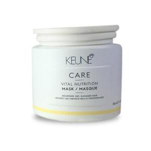 Keune Care Vital Nutrition Mask Intensive Hair Repair. 500 ml 16.9 fl oz