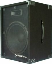 Vocopro Pv-1800 Speaker - Active 2-way Speaker - Cable 200w (rms) / 400w (pmpo)