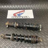 91' Honda TRX200D TRX200-D TRX 200 Fourtrax / OEM FRONT SHOCKS SUSPENSION