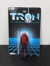 New listing Tron 20th Anniversary Warrior Action Figure Sealed Nib Neca Disney