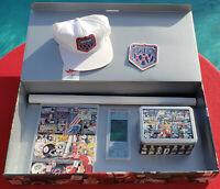 Super Bowl XXV Anniversary Commemorative Collection Box Set Giants & Bills