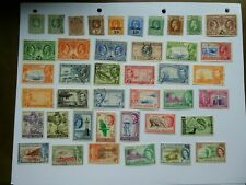 Cayman Islands 40 assorted stamps
