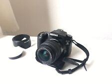 Pentax Pentax K k100d SUPER 6.1mp Digital SLR Camera-Black (Kit W/da 18-55mm