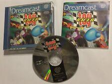 SEGA DREAMCAST GAMES TOY RACER +box & instructions / COMPLETE PAL