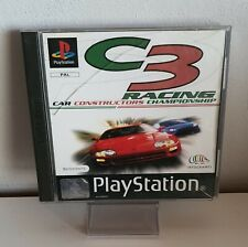 Playstation 1 Spiel Game - C3 Racing ( Autorennen Rennspiel ) - PS1 A6351
