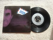 """CHRIS de BURGH SEPARATE TABLES A&M RECORDS UK 7"""" VINYL SINGLE in PICTURE SLEEVE"""