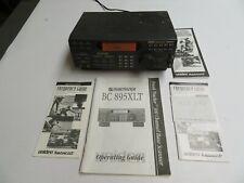Uniden Bearcat Bc895Xlt - Used Analog Trunking Police Scanner Ham Radio