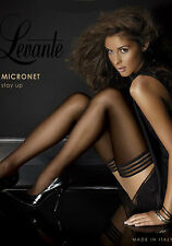 Levante Micronet Hold Ups/Stay ups