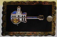 Hard Rock Cafe Pin Cabildo Building Guitar Buenos Aires Argentinian 2 Edition