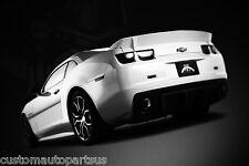Chevy Camaro Intimidator Wing Spoiler 2010 2011 2013 Body Kit  Fiberglass