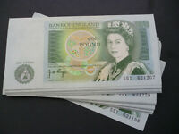 1978 £1 J B PAGE ONE POUND NOTE IN UNCIRCULATED CONDITION, DUGGLEBY REF: B339.
