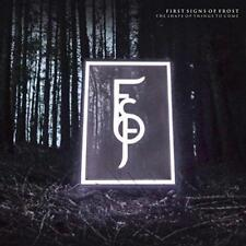 First Signs Of Frost - The Shape Of Things To Come (NEW CD EP)