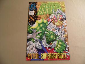 Savage Dragon #2 (Image Comics 1992) Free Domestic Shipping