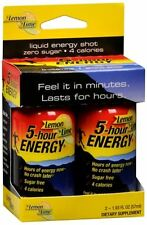 5 Hour Energy Drink Lemon Lime 4 oz
