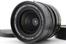 [MINT] Leica Leitz Canada Elmarit-M 28mm f2.8 3rd ver.3 1981 MF Lens from JAPAN