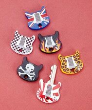 KEYTARS 6 PACK KEY CAPS COVER GUITAR HEAD. Easy To distinguish your keys. NEW.