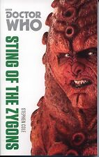 Doctor Who Monster Collection MMPB Sting of the Zygons MINT David Tennant