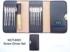 MCT-8001 Deluxe combo screw driver set / Brand New