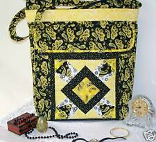 The Sewers Traveling Bag Pattern