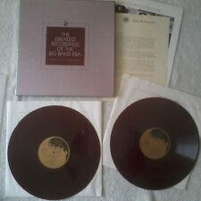Big Band Dble Vinyl Box Set- Gene Krupa/Wayne King/Red Nichols/Will Osborne