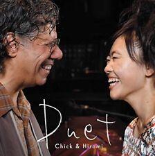 Chick Corea and Hiromi - Duet [CD]