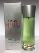 Armani Code SPORT ATHLETE By Giorgio Armani EDT Fraiche for Men 2.5 fl oz  75 ml