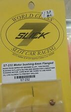 1/24 Scale Slot Car Slick 7 S7-232 - Motor Bushing - 6mm Flange - $1.25 Ea
