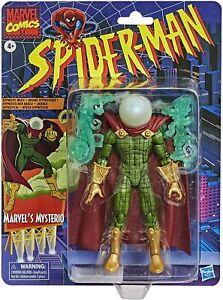 "MYSTERIO Spider-Man Marvel Legends Series 6"" Exclusive Action Figure. IN STOCK!"