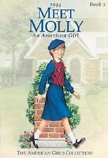 American Girl: Meet Molly, An American Girl by Valerie Tripp NEW (Paperback)