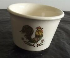 Oven Serve Custard Cup/Ramekin - Rooster - USA