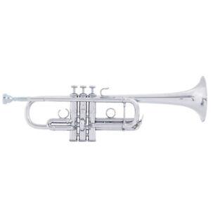 Bach Model AC190S Stradivarius Artisan Professional C Trumpet BRAND NEW