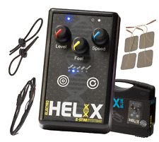 E-Stim Helix Blu 5 ST/TENS modalità Loop + + Pastiglie Spedizione Veloce Imballaggio Discreto