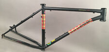 Jamis Dragon Pro 650b 27.5 Mountain MTB Bike Steel Frame Matte Black Flannel 21""