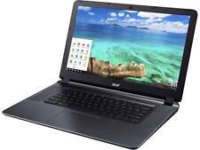 Acer CB3-532-C47C Chromebook Intel Celeron N3060 (1.60 GHz) 2 GB Memory 16 GB Fl