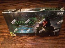 2014 Cryptozoic Arrow Season 1 Factory Sealed Trading Card HOBBY Box