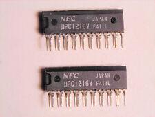 "UPC1216V  ""Original"" NEC 19P ZIP IC  2  pcs"