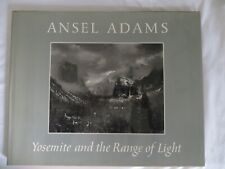 Yosemite and the Range of Light; signed by Ansel Adams