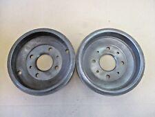 2x RIDEX HINTEN /& VORNE Bremstrommel FIAT CINQUECENTO 170 PANDA 141A/_ 126