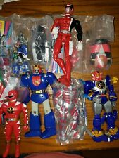 Mighty Morphin Power Rangers Lot Loose Items mmpr