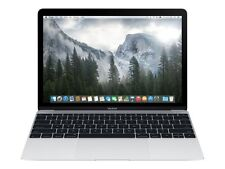 Apple MacBook MF855LL/A 12-Inch Laptop with Retina Display (Silver, 256 GB)