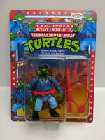 Vintage TMNT Yankee Doodle Raph 1992 - Mutant Military 2 (See Pictures) - New