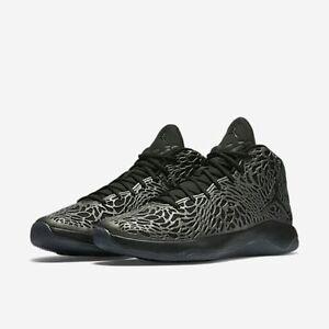 Mens Nike JORDAN ULTRA.FLY Basketball Trainers Size 834268 010 UK 8 ~ 11