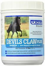 Uckele Devils Claw Plus Horse Supplement, 2-Pound