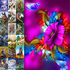 43 Styles 5D Diamond Painting Embroidery Cross Craft Stitch Arts Kit Mural Decor