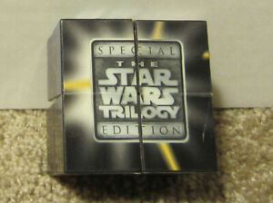 Star Wars Trilogy Cube Taco Bell KFC Pizza Hut excellent condition