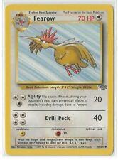 Pokemon Unlimited Edition Jungle set Fearow 36/64 uncommon NM Condition