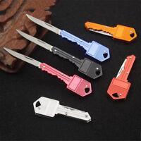 Fischen-Überlebens-kampierendes Taschen-Klappmesser-Schlüssel-Messer im Freien