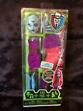 Monster High Create A Monster CAM 3-eyed Ghoul, New In Box
