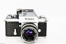 nikon F body and nikkor H 50mm 2.0 nice 35mm analog film kit
