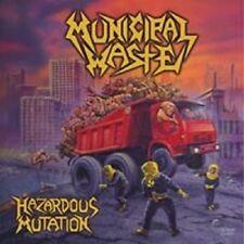 """MUNICIPAL WASTE """"HAZARDOUS MUTATION"""" CD NEUWARE"""
